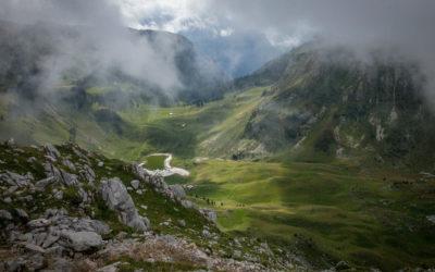 L'essence du trail